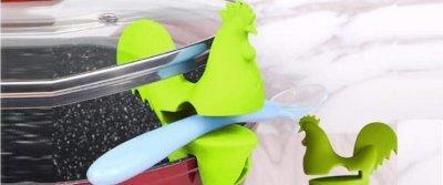 5 уникальных товаров их силикона для кухни с AliExpress