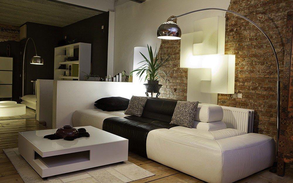 Мягкая мебель для гостиной: 10 идей интерьера фото 03-02