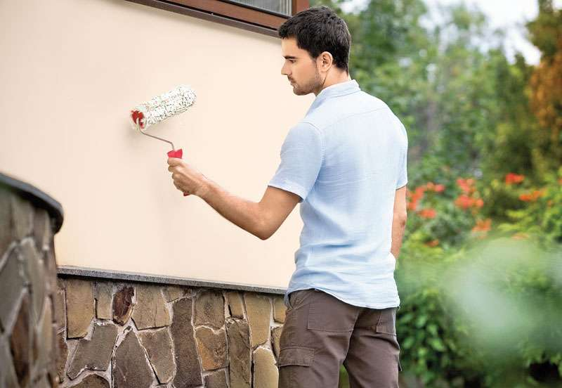 Как выбрать краску для фасада: советы и идеи