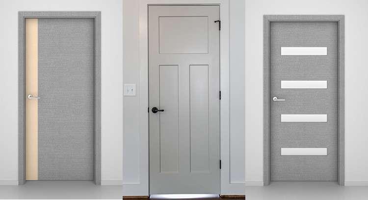 Цвет межкомнатных дверей фото 8