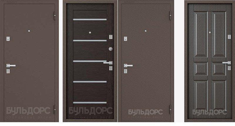 Двери Бульдорс в рейтинге лучших производителей входных дверей