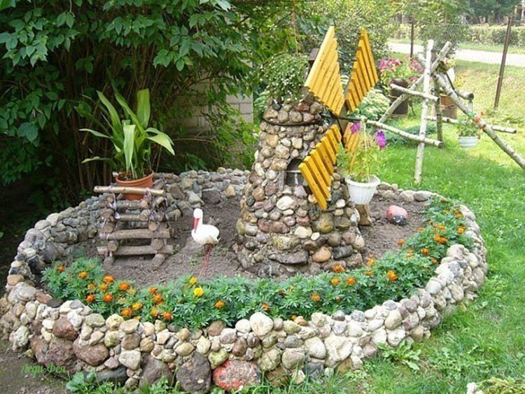садовый декор фото 1