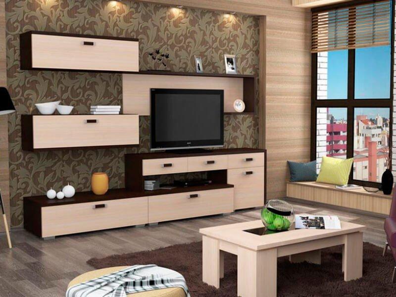 Модульная мебель для гостиной фото 1