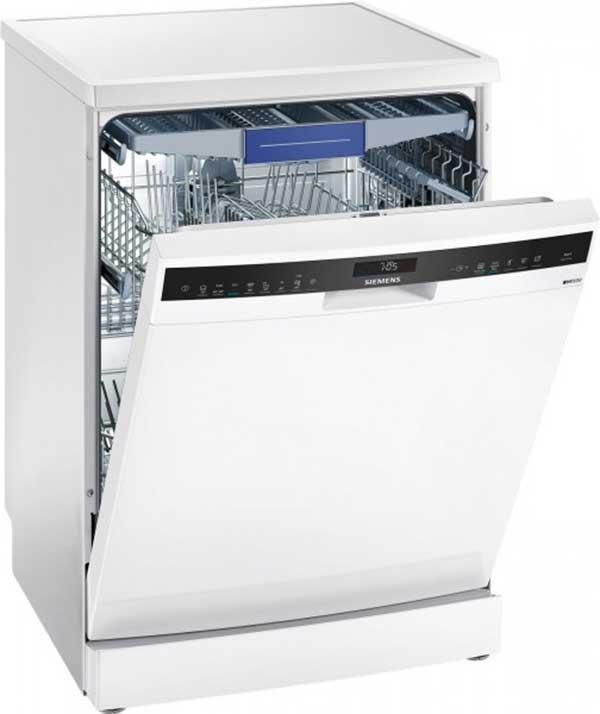 Siemens SN258W02ME (Германия) - один из лидеров рейтинга посудомоечных машин