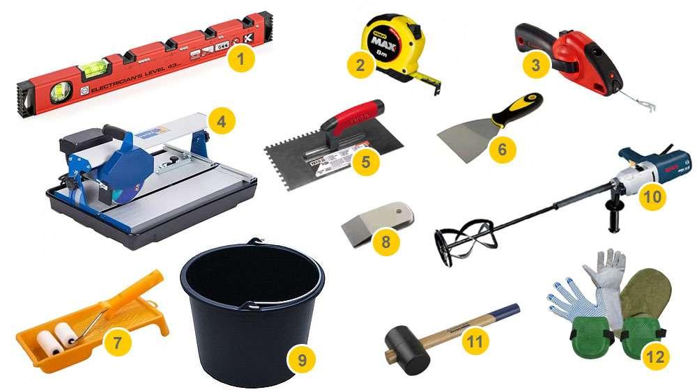 Как правильно класть кафельную плитку на пол: главные секреты мастеров-плиточников