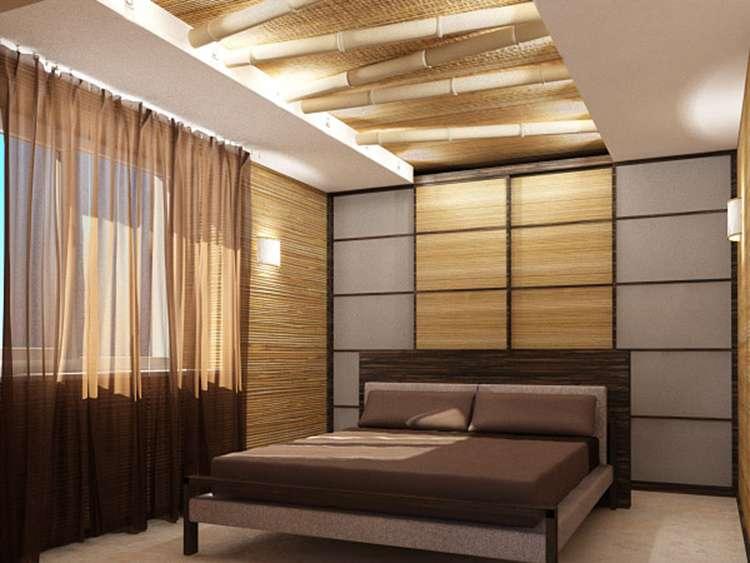 Бамбук в интерьере фото 11