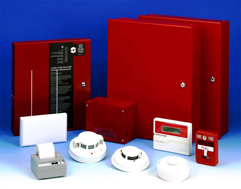 Комплект системы пожарной сигнализации