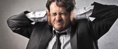 Тишина - залог здоровья. Таблица уровня шума