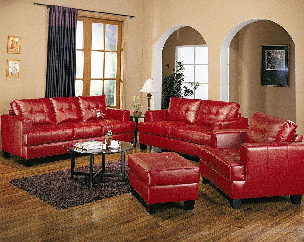 Мягкая мебель для гостиной: 10 идей интерьера фото 06-03