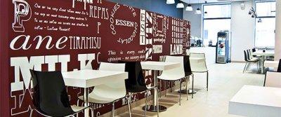 Компания P-plotte: изготовление трафаретов для декора стен на заказ