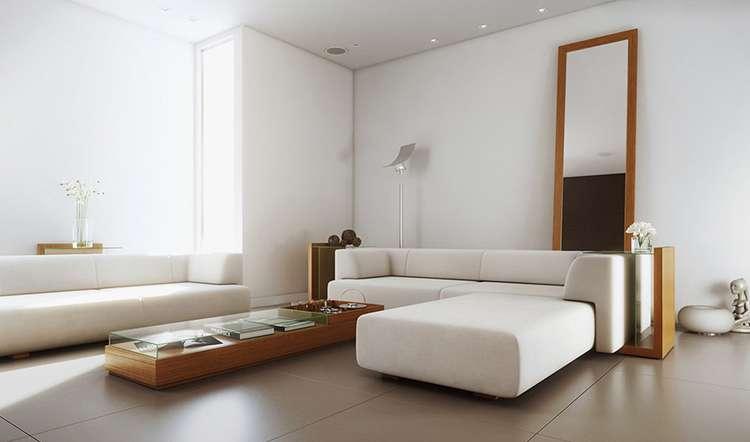 Белый цвет в интерьере фото 3