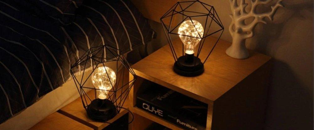 5 фантастических светильников с AliExpress