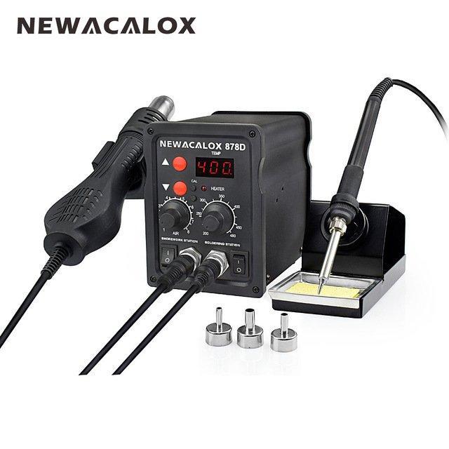 Мощная паяльная станция Newacalox (700 Вт)