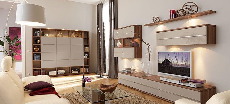 Современная мебель для гостиной фото 1