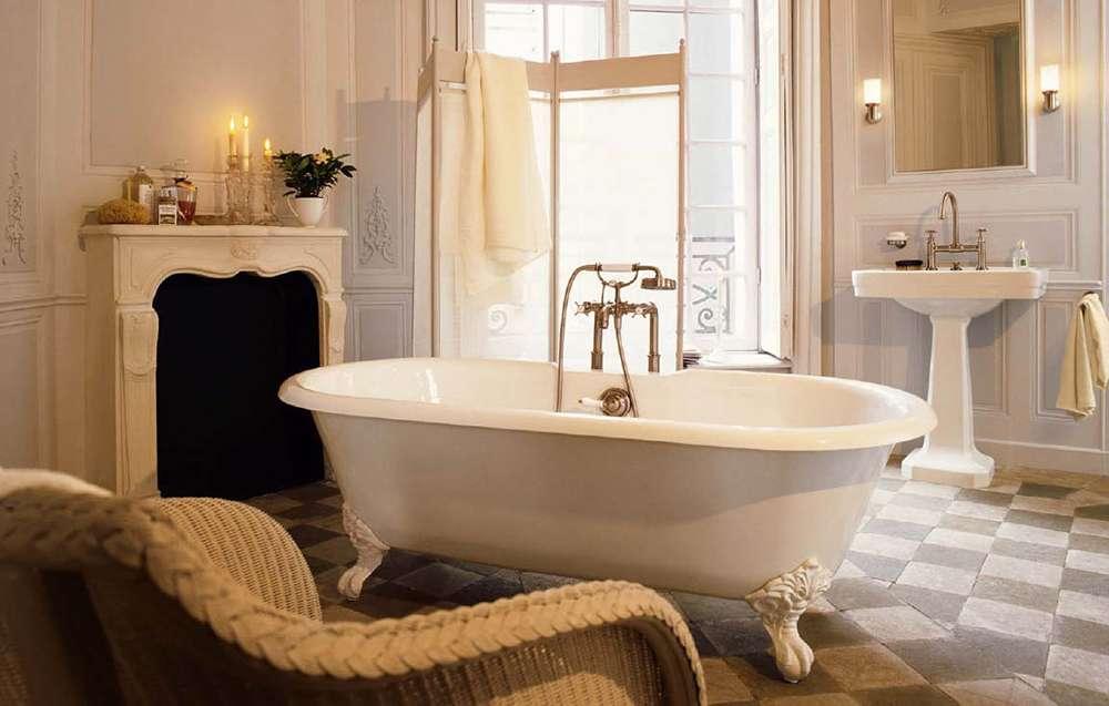 Чем отделать стены в ванной фото 1