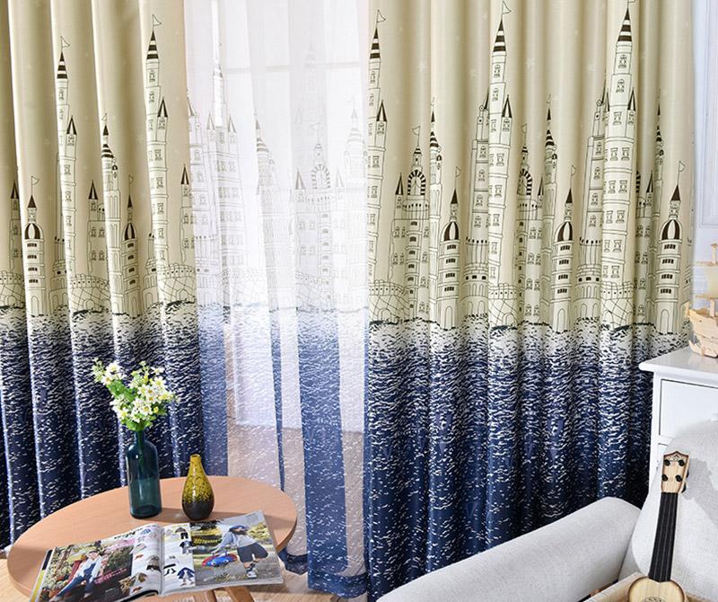15 красивых штор для гостиной от Aliexpress