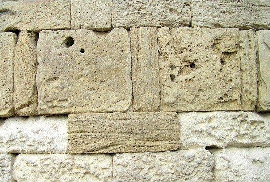 Каменная кладка зимой, зимняя каменная кладка