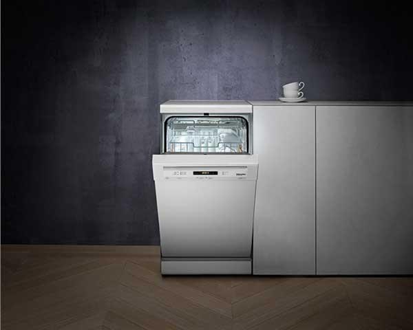 Miele G4620 SC Active (Чехия) - лидер рейтинга посудомоечных машин в категории 45 см