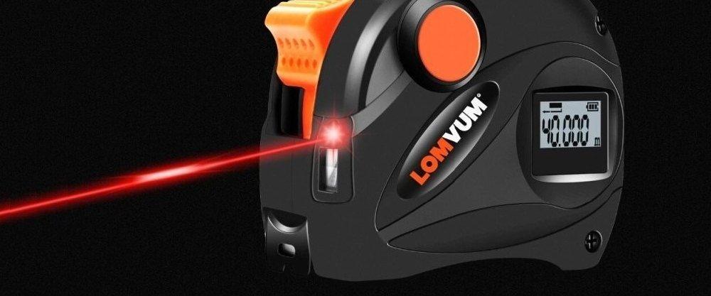 5 точных инструментов с лазерной направляющей с AliEpxress