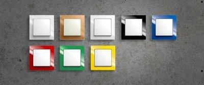 ТОП-5 дизайнерских выключателей на стену от AliExpress