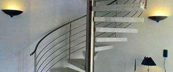 Маршевые, винтовые и лестницы на больцах