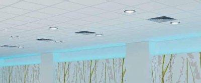 Подвесные потолки Армстронг (armstrong)– простота и стиль