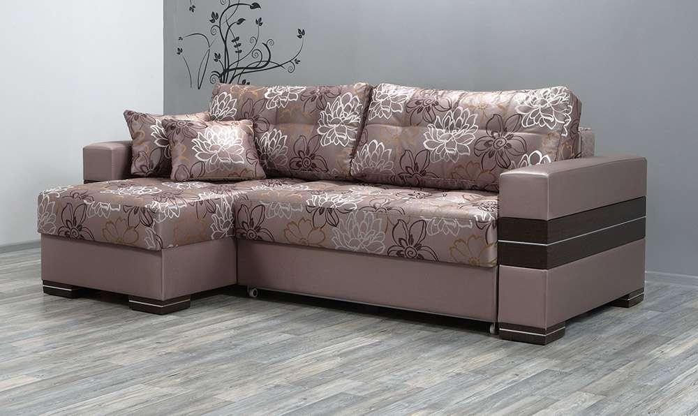 Угловой диван для кухни и спальни