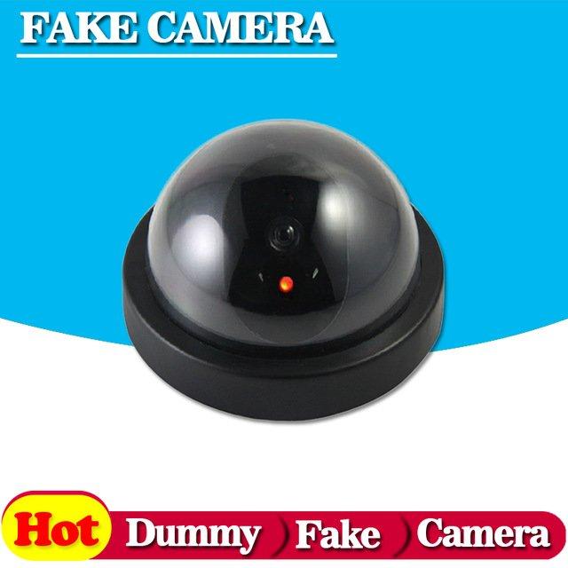 НЕнастоящая камера для «отпугивания»NINIVISION