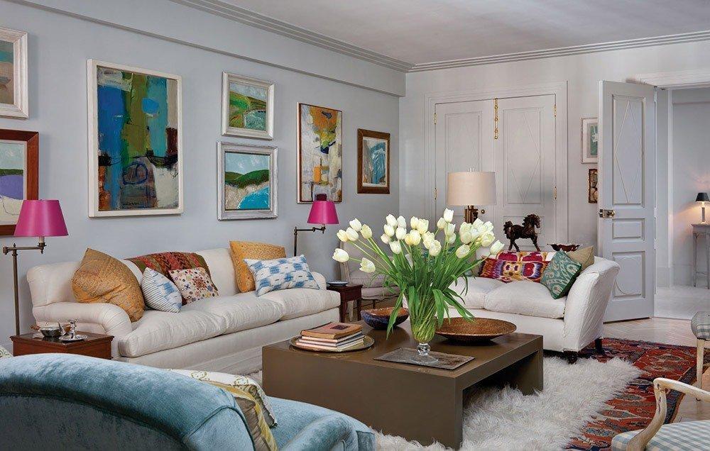 Мягкая мебель для гостиной: 10 идей интерьера фото 01-04