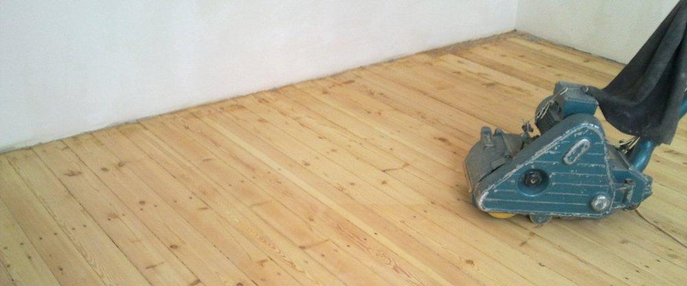 Циклевка деревянного пола своими руками фото 385