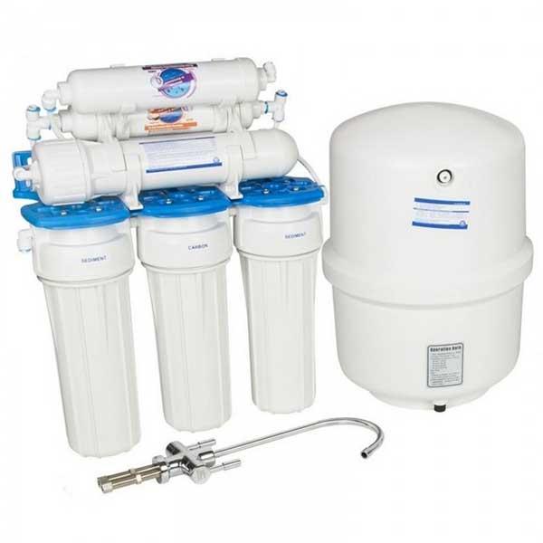 Рейтинг фильтров для воды под мойку - Aquafilter RX-RO6-75