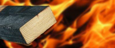 Огнестойкость древесины. Огнезащита древесины