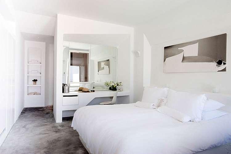 Белый цвет в интерьере квартиры фото 3
