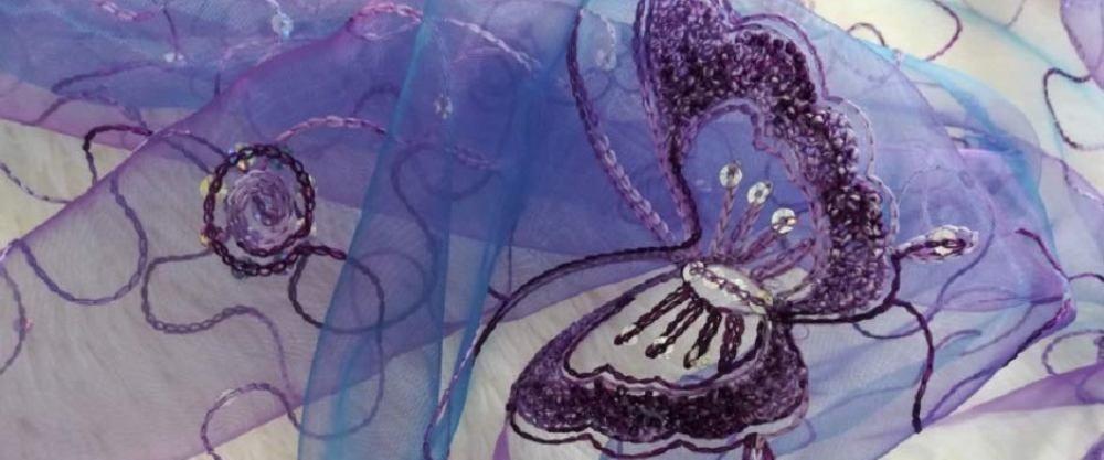 5 волшебных тюлевых занавесок с AliExpress