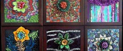 Что можно оформить мозаикой? Креативные идеи