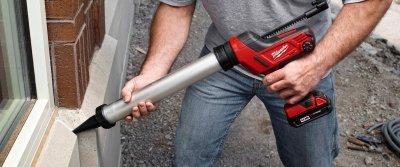 5 пистолетов для герметика от AliExpress