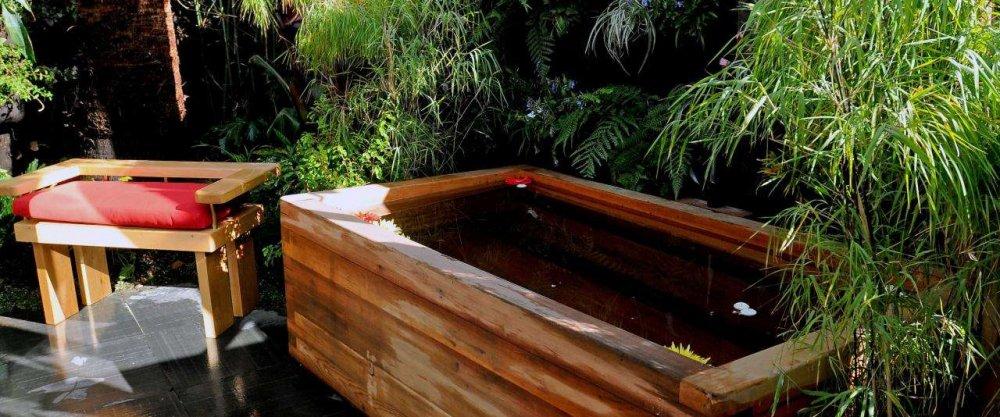 Строим летний душ: лучшие идеи