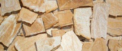 Белый камень или природный известняк