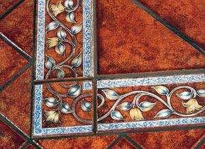 Испанская керамическая плитка Азулев (Azulev)