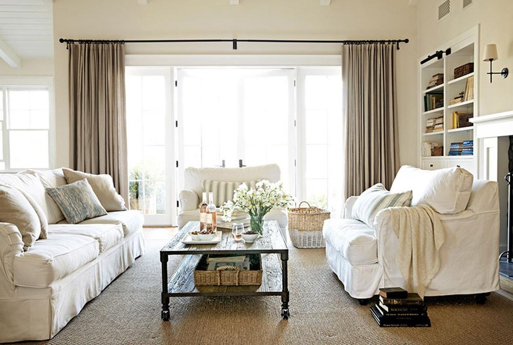 Мягкая мебель для гостиной: фотоидеи интерьера