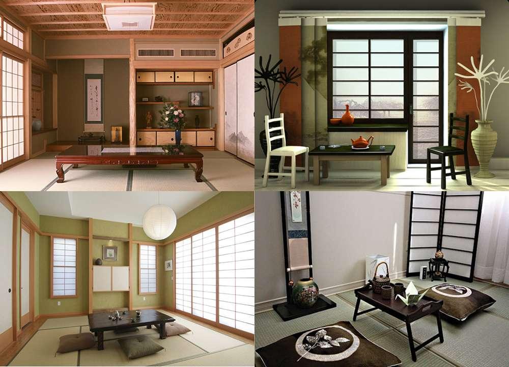 Японский стиль в интерьере фото 8