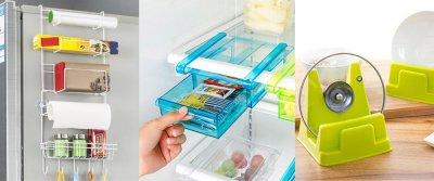 10 удобных систем хранения посуды на кухне от 99 рублей на AliExpress