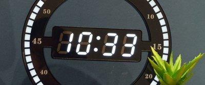 5 ультра модных часов для дома из AliExpress