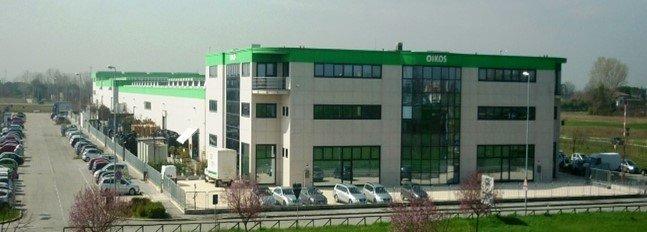 Завод по производству штукатурки OIKOS S.r.l.