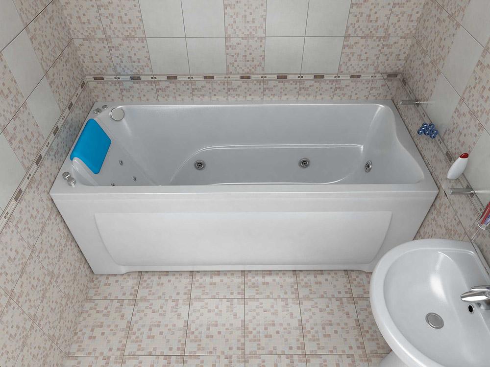 Рейтинг лучших производителей акриловых и чугунных ванн