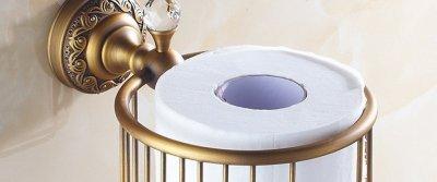 5 невероятных идеи хранения туалетной бумаги в ванной  с AliExpress