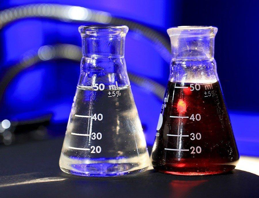 Химический состав воды фото 2
