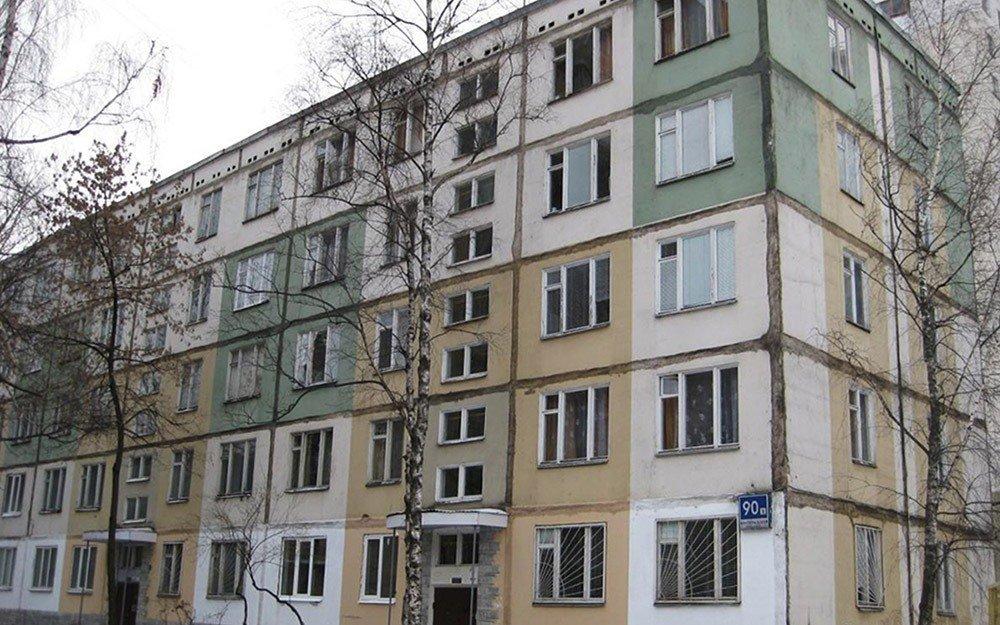 Серия пятиэтажек II-35