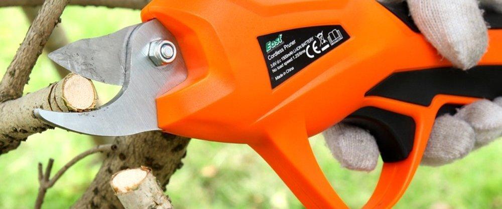 5 инструментов на аккумуляторах для дачника с AliExpress