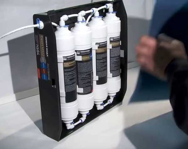 Рейтинг фильтров для воды под мойку Новая вода Expert M420